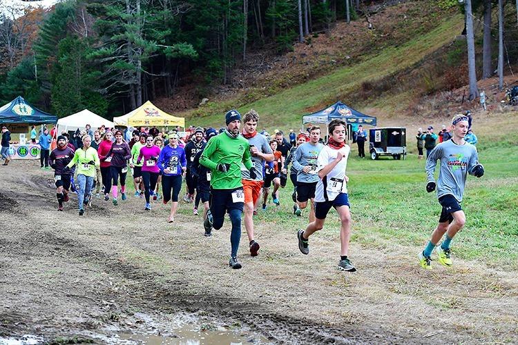 trail race 5k maine